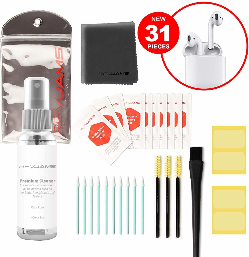RevJams-31pc-Cleaning-Kit-for-earbuds