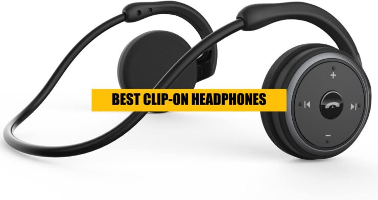best clip-on headphones - find out the top list