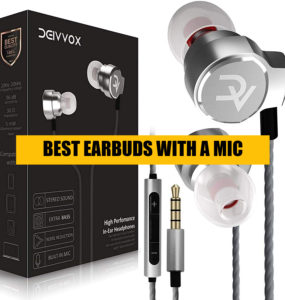 best-earbuds-with-mic
