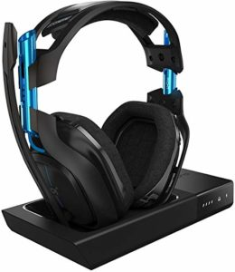 ASTRO Gaming A50 Wireless + Base Station for PlayStation 4