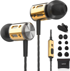 Betron AX1 Wired Earbuds