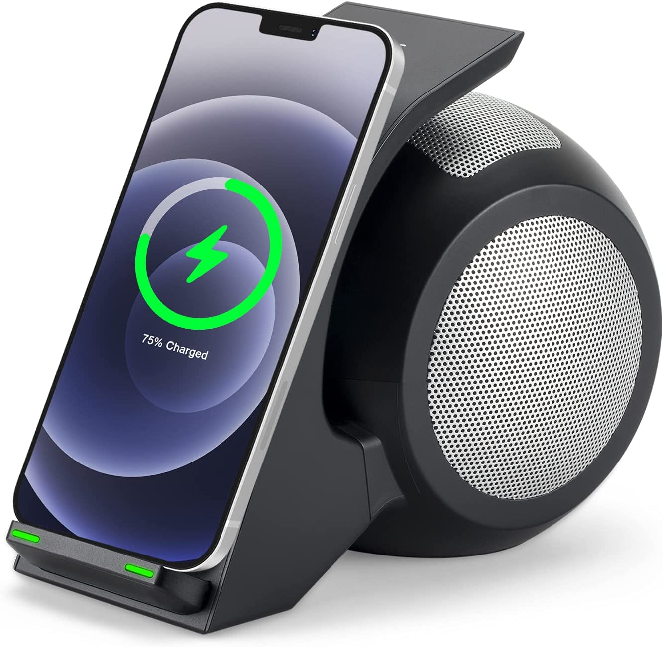 CENSHI FAST WIRELESS CHARGER WITH BLUETOOTH SPEAKER