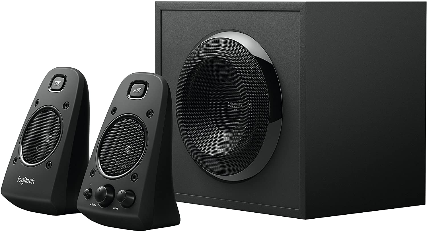Logitech Z623 Speaker System with Bluetooth Audio Adapter