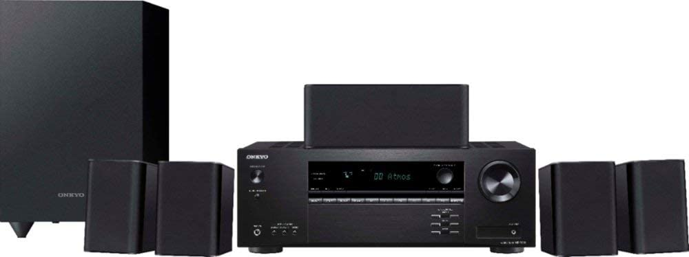 Onkyo HT-S3910 5.1 Home Audio System