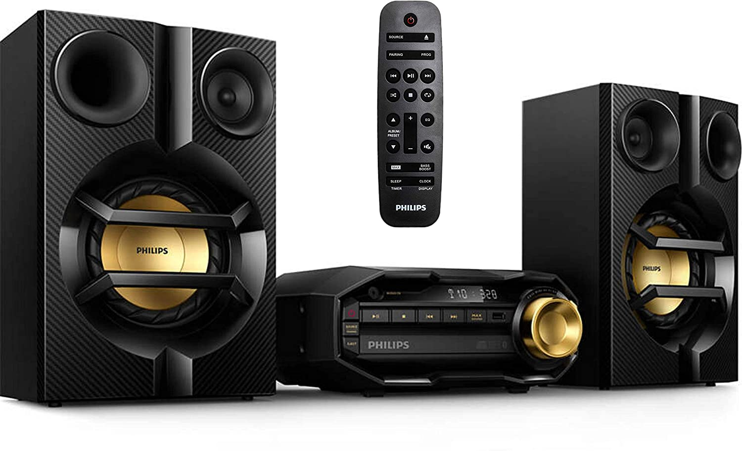 Philips FX10 Bluetooth Stereo System