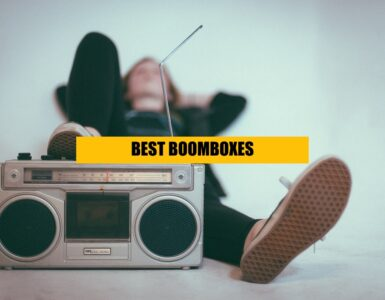 best boomboxes